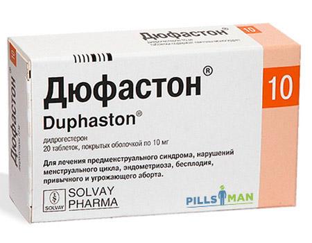 Дюфастон болит спина