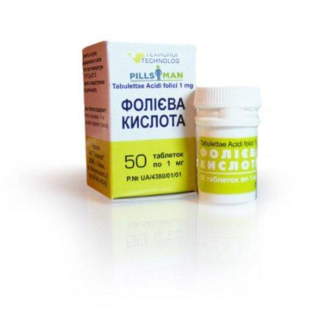 фолиевая кислота ozon фармацевтика цена