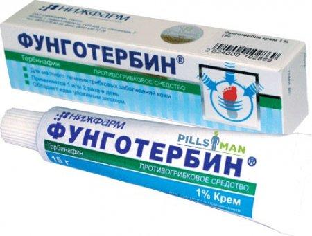 таблетки фунготербин инструкция по применению цена отзывы - фото 8