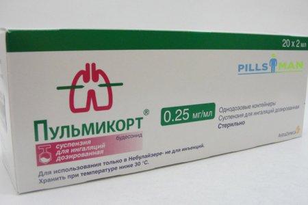 Фото препарата Пульмикорт