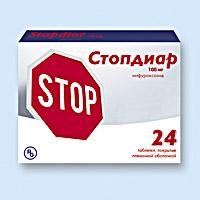 Фото препарата Стопдиар таблетки