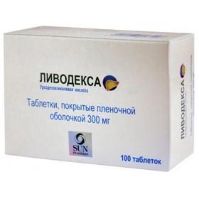 Фото препарата Ливодекса