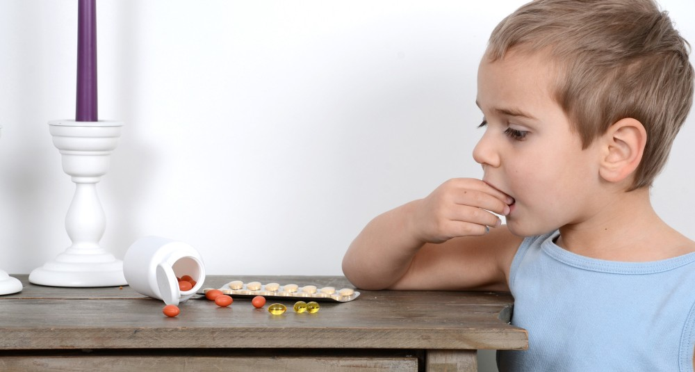 Как парацетамол дать ребенку