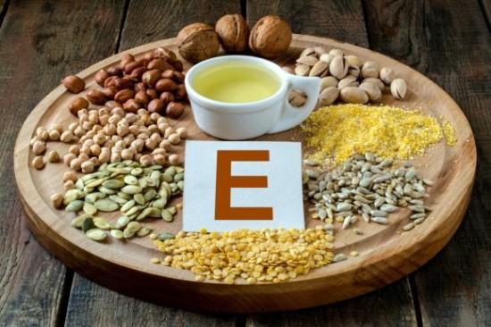 Недостаток витамина е симптомы
