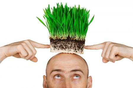 Лечение наращенных волос
