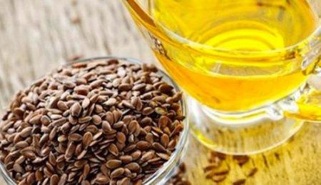 Льняное масло при грудном вскармливании - можно или нет