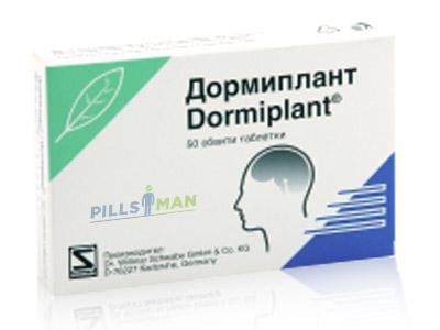 Фото препарата Дормиплант