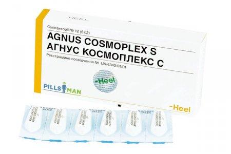 Фото препарата Агнус Космоплекс С