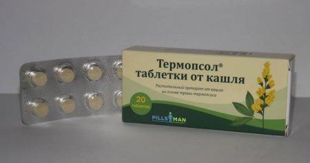 Фото препарата Термопсол