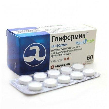 Фото препарата Глиформин