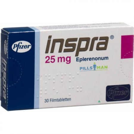 Фото препарата Инспра