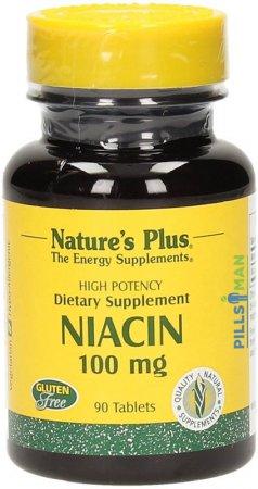 Фото препарата Ниацин
