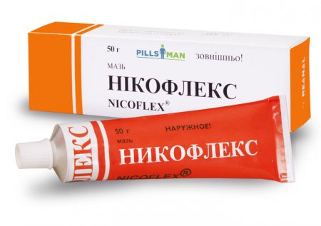 Фото препарата Никофлекс