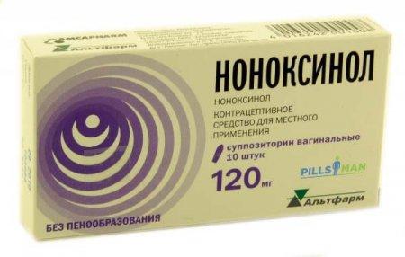 Фото препарата Ноноксинол