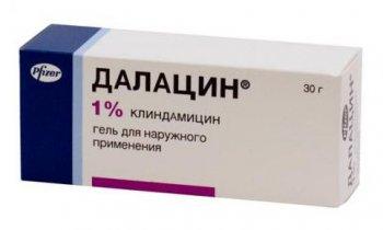 Фото препарата Далацин