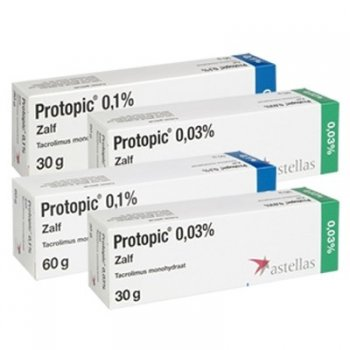 Фото препарата Протопик