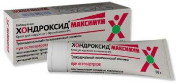 Фото препарата Хондроксид максимум