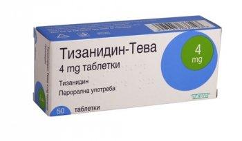 Фото препарата Тизанидин
