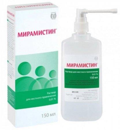 Спрей Мирамистин – инструкция по применению: состав, можно ли для детей, отчего помогает в гинекологии и противопоказания
