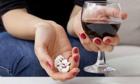 Через сколько после фенибута можно пить алкоголь