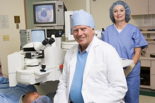 Удаление предстательной железы лазерным методом