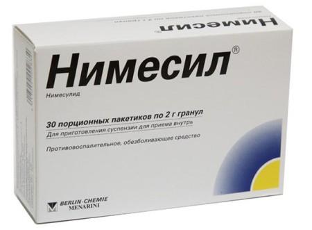 Нимесил при головной боли можно пить