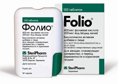 Фолацин чем отличается от фолиевой кислоты