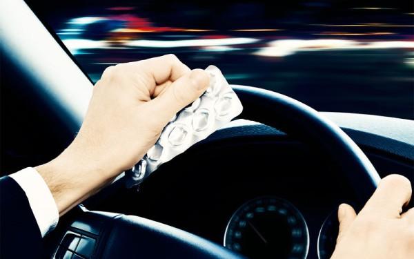 Какие успокоительные можно пить водителям
