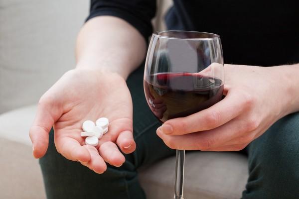 Лазолван и алкоголь