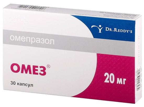 Омепразол или панкреатин что лучше