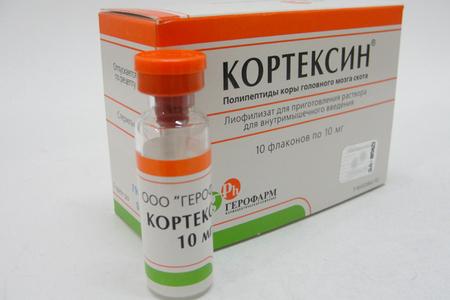 Кортексин с новокаином инструкция по применению уколы