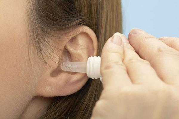 Клотримазол для ушей