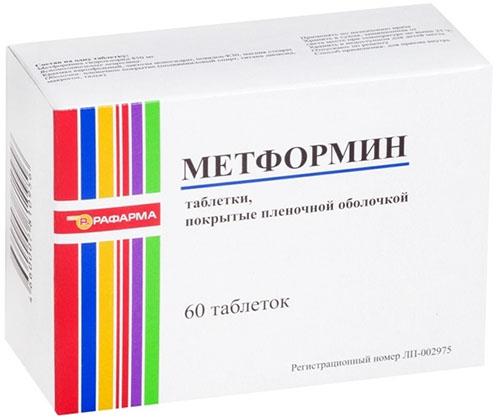 Чем метформин отличается от сиофора